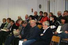 Generalversammlung & Medailienverdeehlung